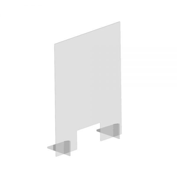 Thekenschutz gesteckt, 700x900x6 mm