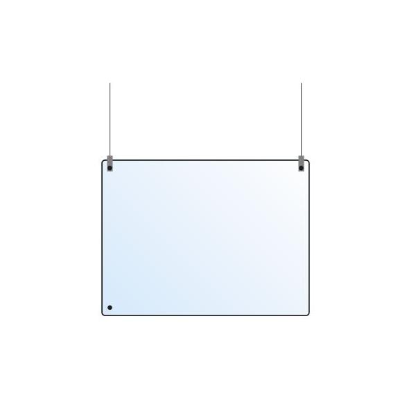 Deckenschutz, 800x600x4 mm