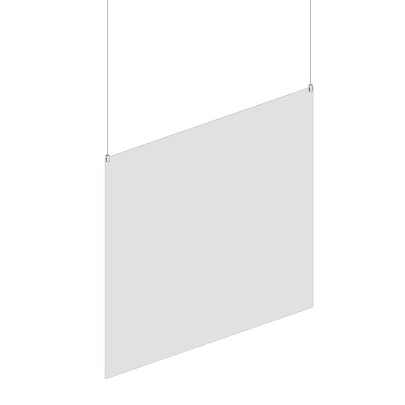 Deckenschutz, 1000x800x4 mm