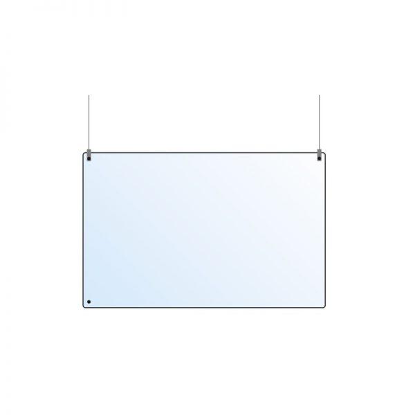 Deckenschutz, 1250x800x4 mm