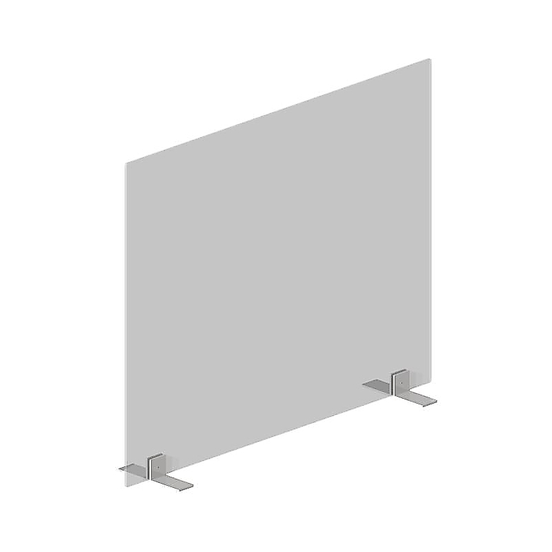 Schreibtischschutz, 1000x800x5 mm