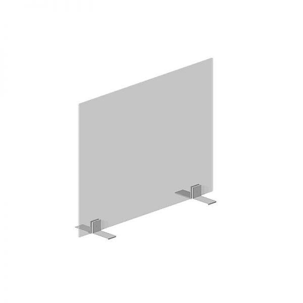 Schreibtischschutz, 800x600x5 mm