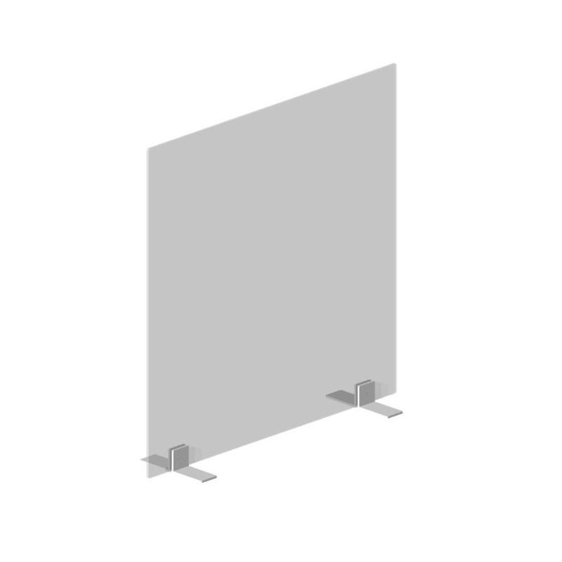 Schreibtischschutz, 800x800x5 mm